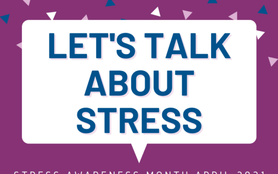 Lets talk about stress
