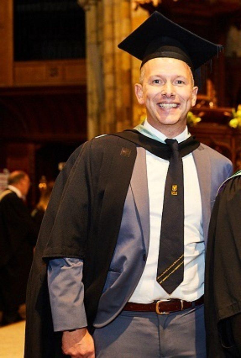 Steve Mulligan Assisant Director of Higher Education