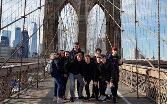 New York Trip 2020 Brooklyn Bridge