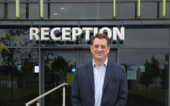 Phil Sayles Principal and Chief Executive at Selby College 4