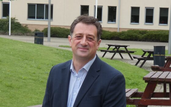 Phil Sayles Principal and Chief Executive at Selby College