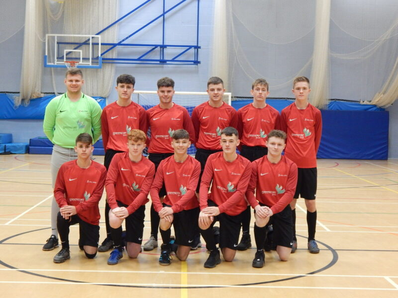 Selby College Football Team 2019